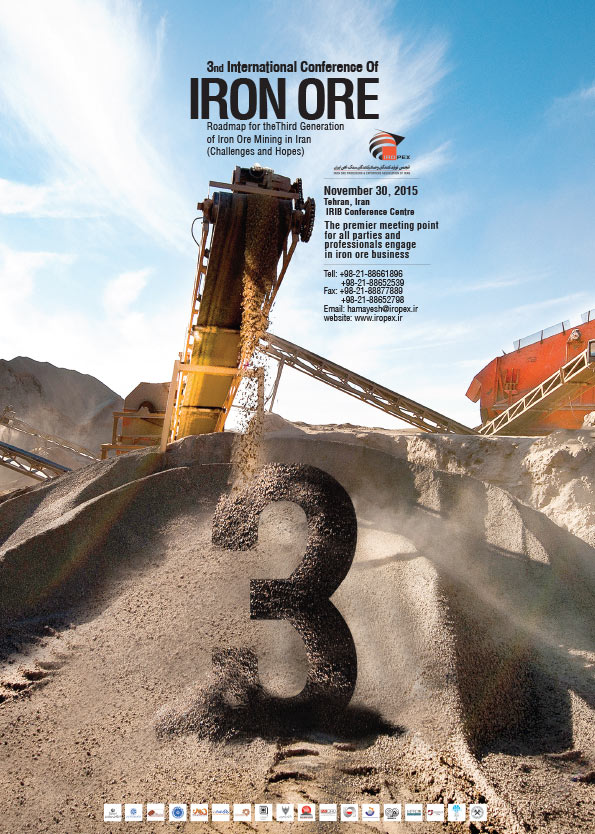 3rd International Conference of Iron Ore - ME-Metals
